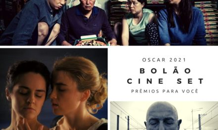 Bolão Oscar 2021 no Cine Set com prêmios para você
