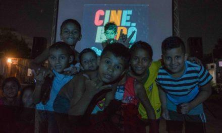 Cine Bodó 2021 realiza formação audiovisual de jovens na periferia de Manaus