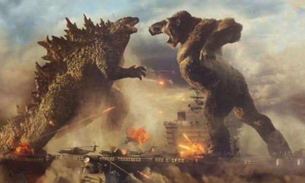 'Godzilla Vs Kong': sem vergonha de ser uma divertida bobagem
