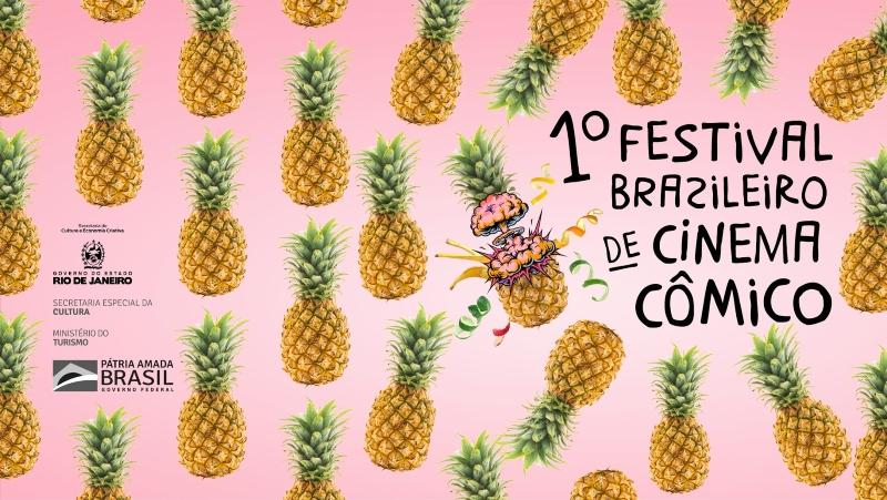 Festival Brasileiro de Cinema Cômico exibe filmes de 11 Estados