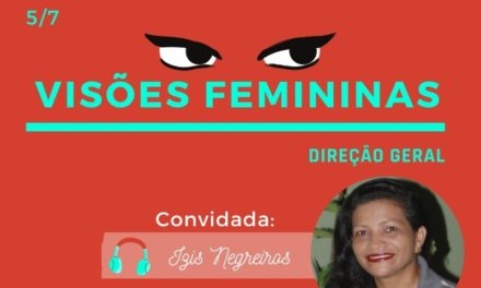 Podcast Cine Set – Visões Femininas Episódio 5: Izis Negreiros