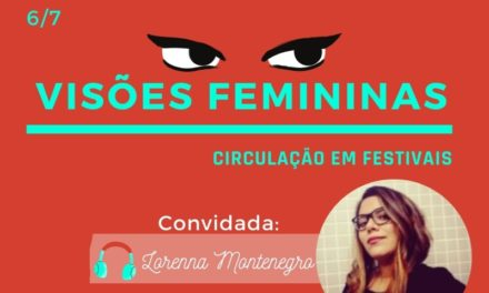 Podcast Cine Set – Visões Femininas Episódio 6: Lorenna Montenegro