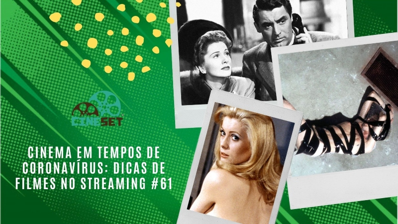Cinema em Tempos de Coronavírus: Dicas de Filmes no Streaming #61