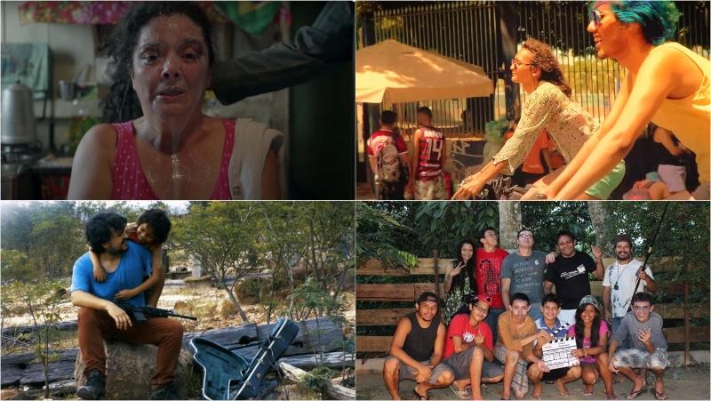 Do Ceará à Itália: novos filmes do cinema amazonense participam de série de festivais