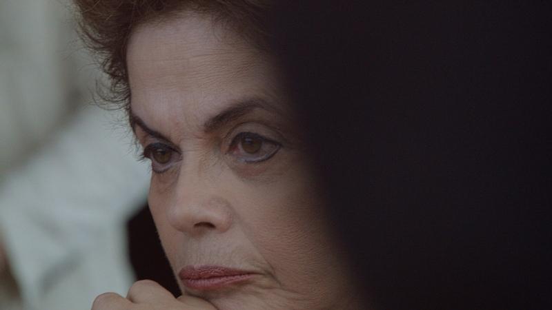 'Alvorada': a construção de um retrato simbólico de Dilma Rousseff