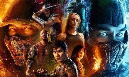'Mortal Kombat': duas horas de praticamente nada