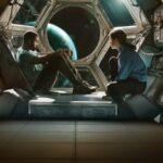 'Passageiro Acidental': sci-fi vazia por roteiro preguiçoso
