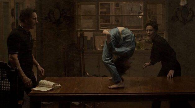 'Invocação do Mal 3': James Wan faz falta no pior filme da franquia