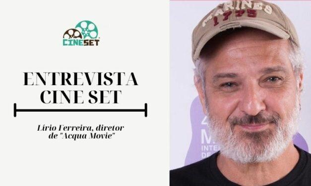 """Lírio Ferreira: """"'Acqua Movie' é uma extensão espiritual de 'Árido Movie'"""""""