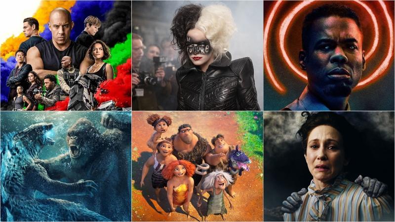 Seis filmes chegam aos cinemas de Manaus neste fim de semana