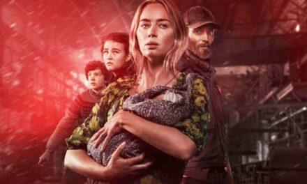 'Um Lugar Silencioso 2' é a grande estreia nos cinemas de Manaus