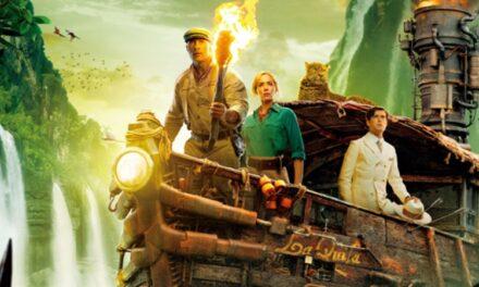 'Jungle Cruise': aventura pela Amazônia passa de ano raspando