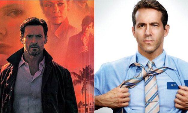 Novos filmes de Hugh Jackman e Ryan Reynolds são atrações nos cinemas de Manaus