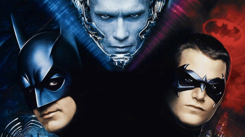 'Batman & Robin', a cultura queer e a revolta dos fãs do herói