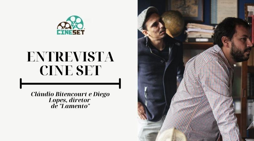 """Cláudio Bitencourt e Diego Lopes: """"o talento do Marco Ricca elevou ainda mais 'Lamento'"""""""