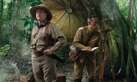 Nova minissérie brasileira da HBO, 'O Hóspede Americano' mostra expedição de Theodore Roosevelt pela Amazônia