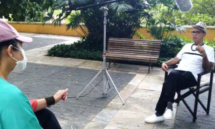 Lenda do boi bumbá de Parintins, Sidney Rezende será tema de documentário dirigido por Cristiane Garcia