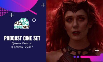 Podcast Cine Set #47: Quem Vence o Emmy 2021?