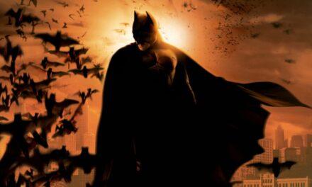 'Batman Begins' e o renascimento do Homem-Morcego