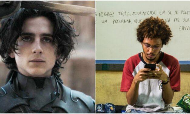 'Duna' e 'Cabeça de Nêgo' são atrações nos cinemas de Manaus neste fim de semana